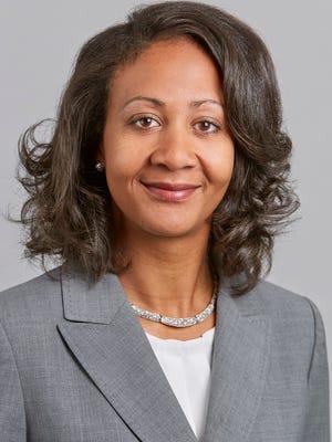 Farmington school board President Terri Weems.