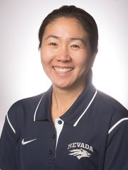 Erin Otagaki was in her first year as Nevada's full-time coach after serving in an interim role the year prior.