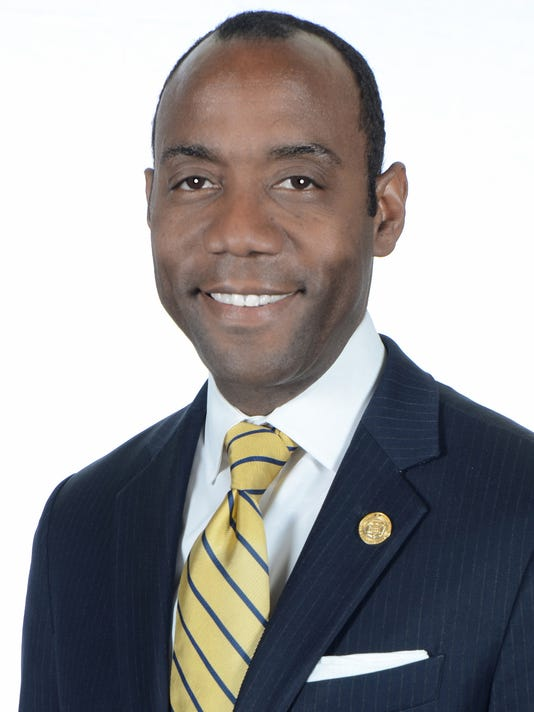 Cornell Brooks, NAACP president and CEO