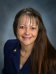 Brenda Schneider is the newly elected county treasurer.