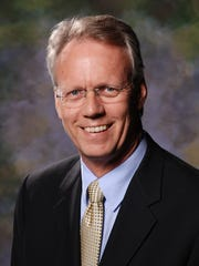 Rick Johnson is general manager of WGCU-FM/TV in Fort Myers. WGCU and Johnson are Business of the Year finalists.