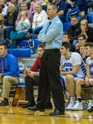 Marty Beasley, boys Indiana All-Stars coach