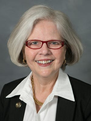 Rep. Michele Presnell has signaled she may amend a bill she's co-sponsoring that would make board of education races partisan in six N.C. counties.