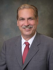Carl Camden, finalist for Oakland University president