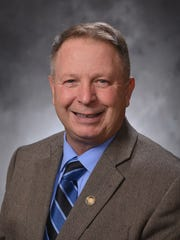 Herman Baertschiger Jr., R, District 2