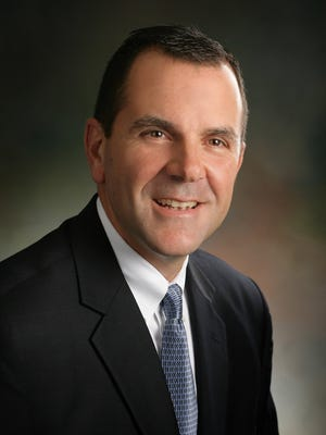 Rick DiBartolomeo, former chief financial officer of the Michigan Unemployment Insurance Agency.