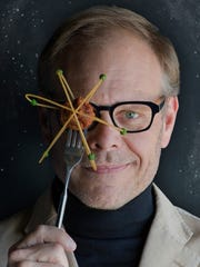 Alton Brown will appear as part of New Jersey Performing Arts Center's 2017-2018 season.