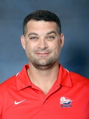 Dave Osanitsch, Shippensburg University track & field