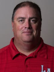 Lowndes coach Bob Taylor during the Montgomery Advertiser
