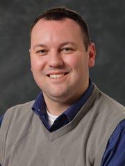 UW‐Sheboygan Astronomy/Physics Assistant Professor William Dirienzo