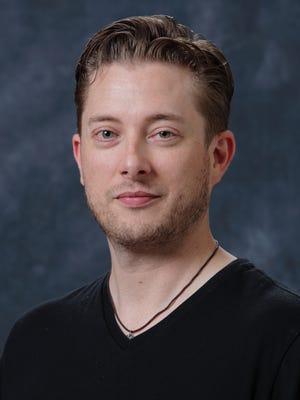 UW-Sheboygan's Theatre Professor, Dr. Thomas Campbell