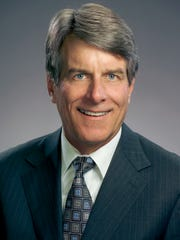 John M. Erb, president and chairman of the Fred A.