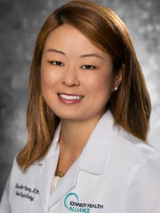 Kahyun Yoon-Flannery, DO, MPH, is the Medical Director of the Kennedy Comprehensive Breast Center.