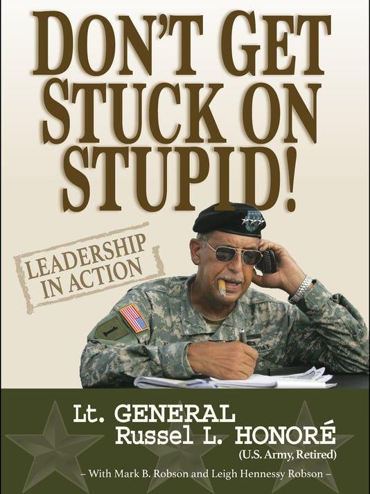 Don't get stuck!