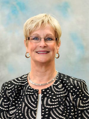 Liz Bruner was promoted to president of the Indian River Medical Center Foundation.