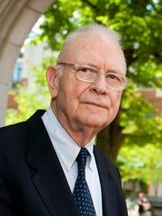 Lee Hamilton, founder of Center on Representative Government.