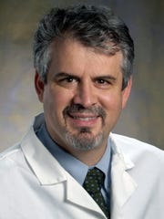 Dr. Joel Young, a Beaumont Health psychiatrist.