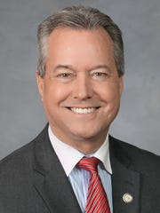 Rep. Chris Malone, R-Wake