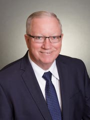 Doug Atkins, vice chairman of the Anderson School District