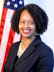 Assemblywoman Angela McKnight serves the 31st district and is the founder of AngelaCares, which supports young people and senior citizens.