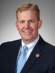 Rep. Ryan Smith, R-Bidwell,