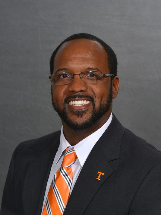 Robert Nobles II, Interim Vice Chancellor for Research & Engagement