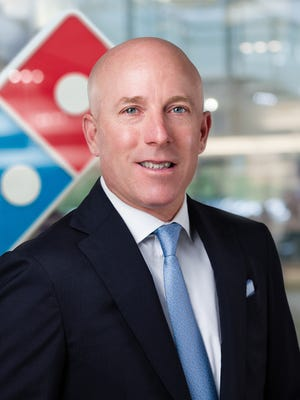 Richard (Ritch) Allison is the new Domino's CEO.
