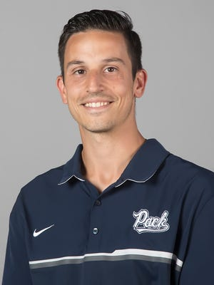 Mike Chamoures has been hired by Nevada as a full-time assistant.