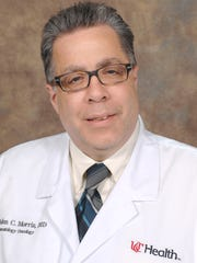 Dr. John Morris at the University of Cincinnati Cancer
