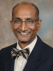 Dr. Shailendra Patel at the University of Cincinnati College of Medicine studies endocrinology and diabetes.
