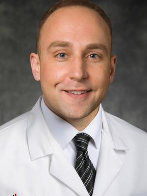 Michael Fisher has joined University Hospitals Samaritan Medical Center's Orthopedics & Sports Medicine program.