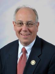 Williamson County Sheriff Jeff Long.