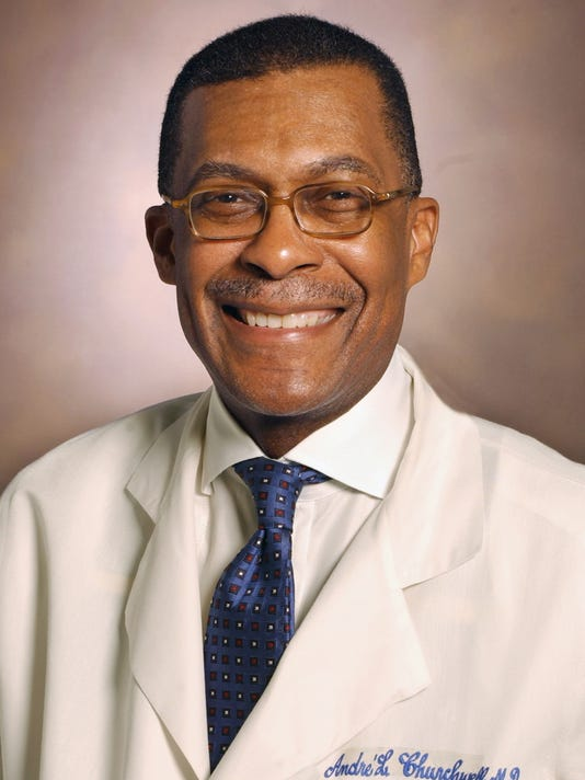 Dr. Andre Churchwell