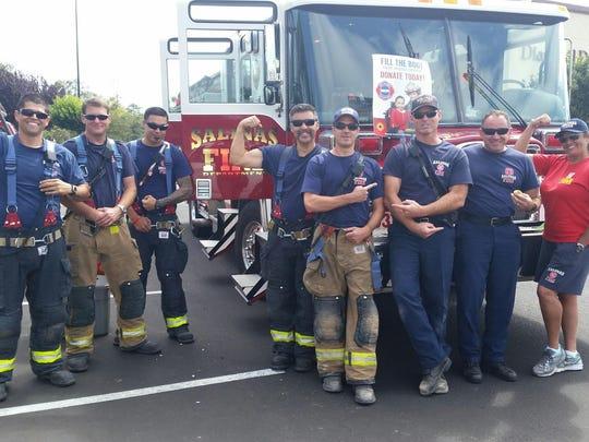 Salinas Firefighters Association, Local 1270.