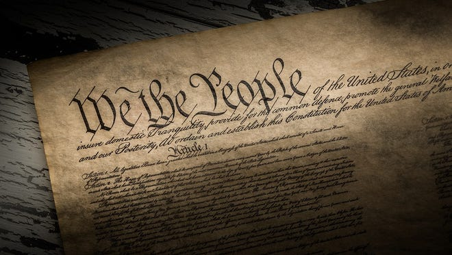 The Constitution of the United Sates of America.