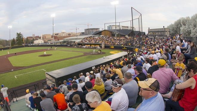 If Iowa were to host an NCAA regional at refurbished Duane Banks Field, it could accommodate up to about 3,200 fans.