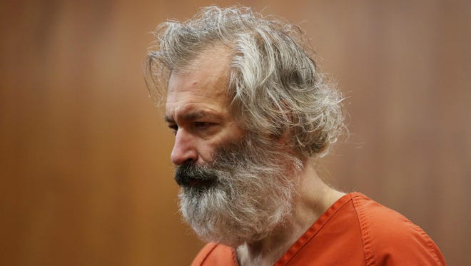 Jeffrey Maurer, 54, was convicted Friday of first-degree premeditated murder in the deaths of his parents William Maurer, 87, and his wife, Gayle Maurer, 85.