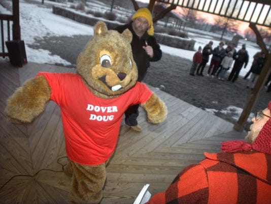 Groundhog Day: Early spring or more winter?