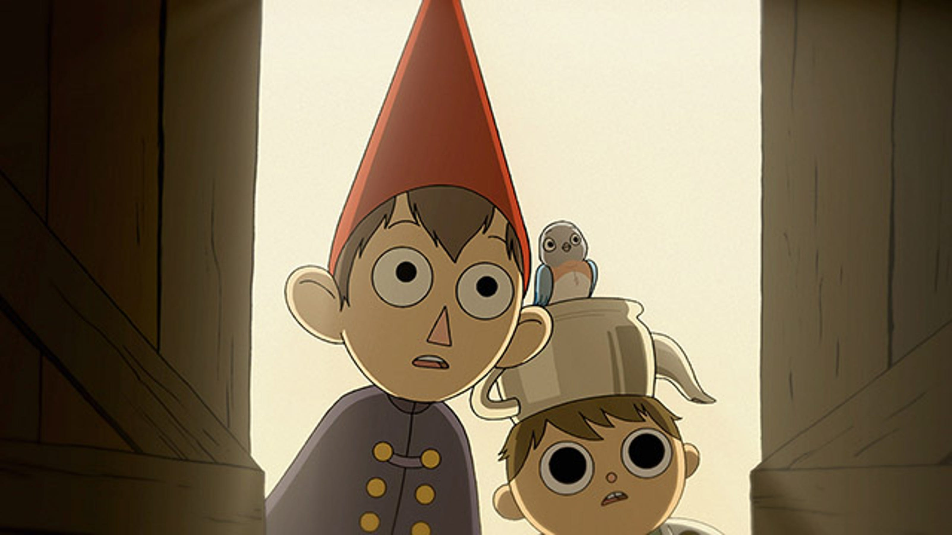 ninjakeyblader over the garden wall review