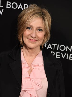 Emmy-winning actress Edie Falco tells 'Vulture' she thinks disgraced comedian Louis C.K. deserves another chance. She acted in his streaming series, 'Horace and Pete.'