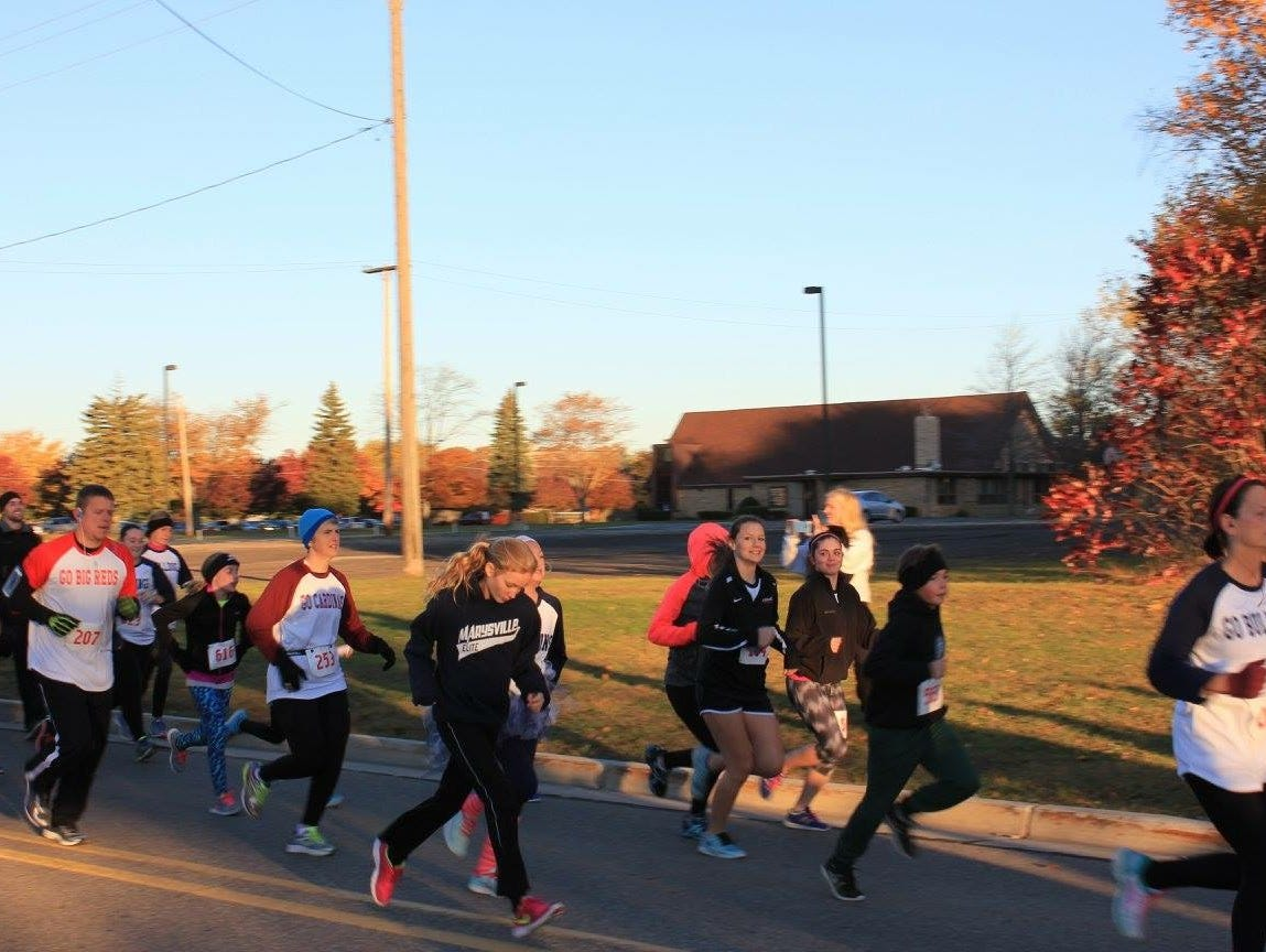 Participants from several school districts participated in the event.