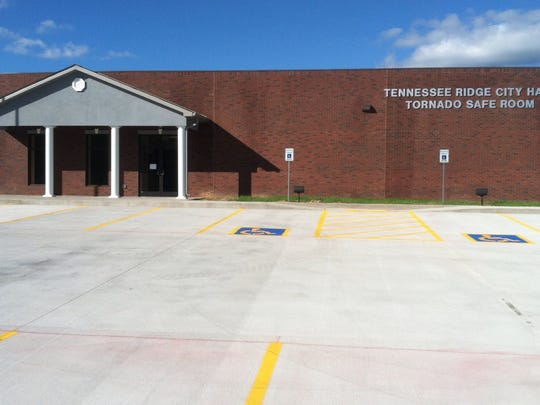 The event will be held here, Tennessee Ridge City Hall.