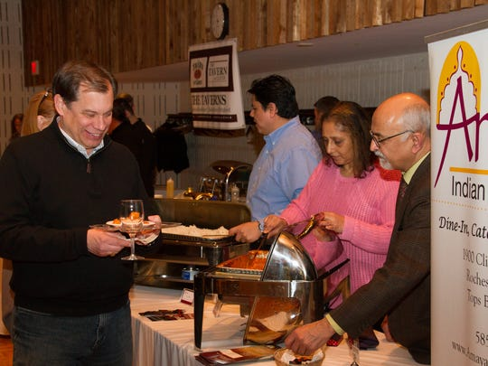 Amaya Indian Cuisine will be available again this year at A Taste of Pittsford on March 13.
