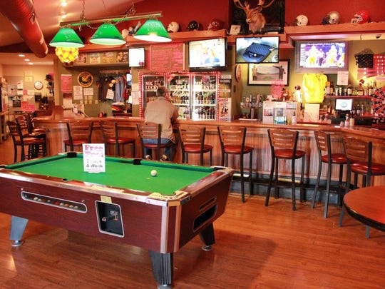 An inside look at Mr. Lucky's in Valders, which will reopen on July 1 as Dizzy's Pub.