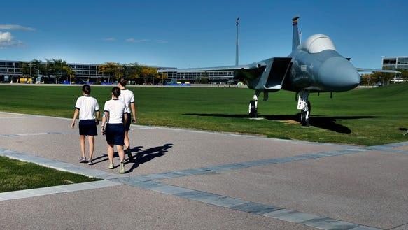 AP Budget Battle Military