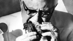 Is this KFC's secret original recipe for its famed fried chicken?