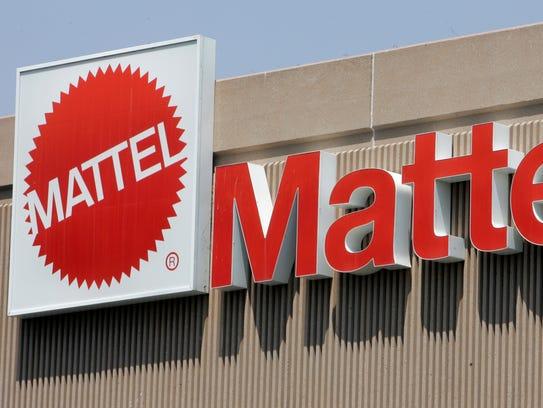 Mattel  is still quite profitable.
