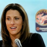 Indy sports stars take on Valentine's Day