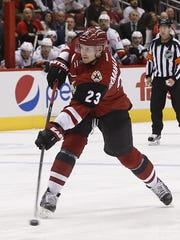 Coyotes' Oliver Ekman-Larsson could find himself on