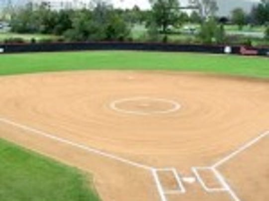 Softball Complex, where the Rutgers softball team plays.